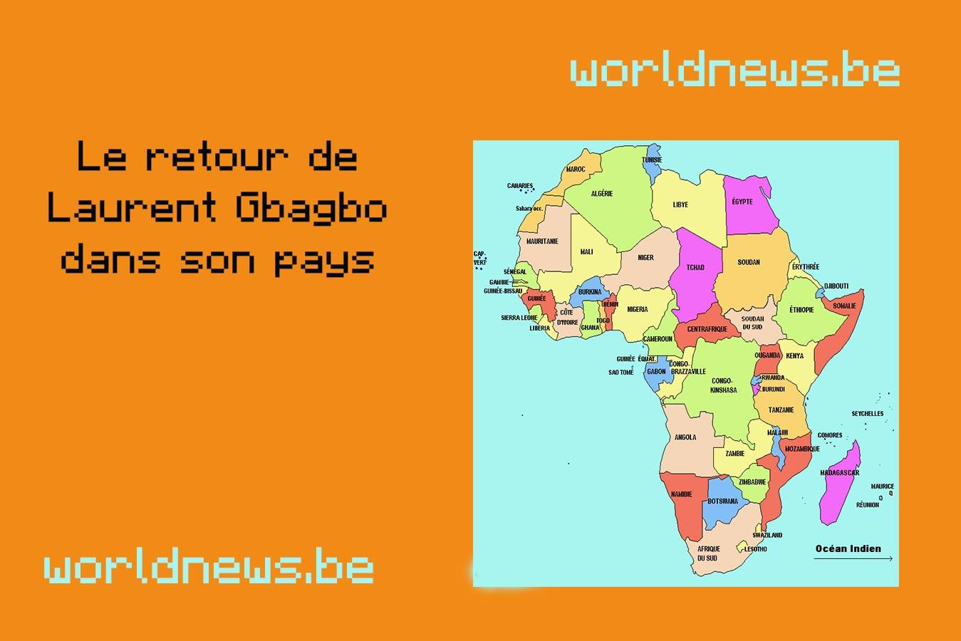 Le retour de Laurent Gbagbo